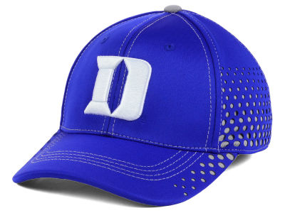 Duke Blue Devils Top of the World NCAA Fade Stretch Cap