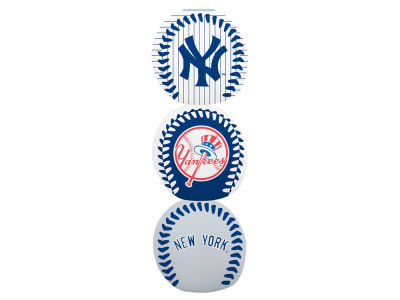 New York Yankees Softee Triple Play Ball/Set