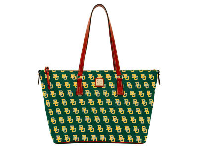 Baylor Bears Dooney & Bourke Zip Top Shopper