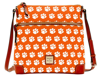 Clemson Tigers Dooney & Bourke Crossbody Purse