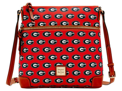 Georgia Bulldogs Dooney & Bourke Crossbody Purse