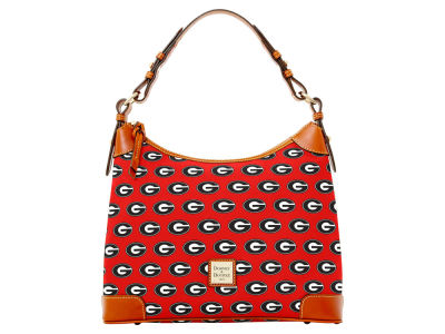 Georgia Bulldogs Dooney & Bourke Hobo Bag