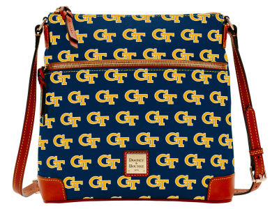 Georgia-Tech Dooney & Bourke Crossbody Purse