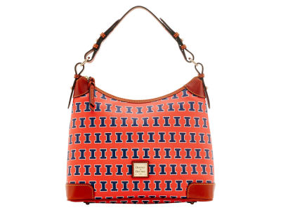 Illinois Fighting Illini Dooney & Bourke Hobo Bag