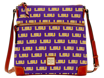 LSU Tigers Dooney & Bourke Crossbody Purse