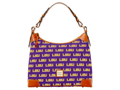 LSU Tigers Dooney & Bourke Hobo Bag
