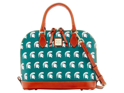 Michigan State Spartans Dooney & Bourke Zip Zip Satchel