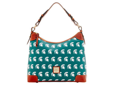 Michigan State Spartans Dooney & Bourke Hobo Bag
