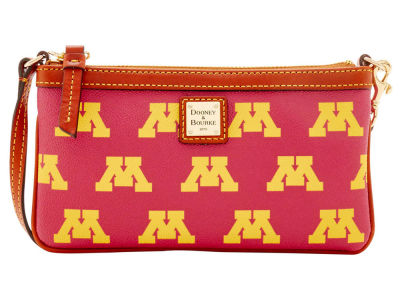 Minnesota Golden Gophers Dooney & Bourke Large Wristlet