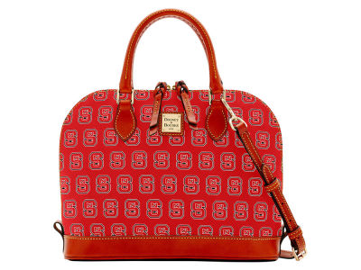 North Carolina State Wolfpack Dooney & Bourke Zip Zip Satchel