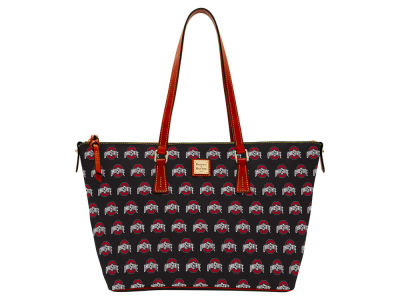 Dooney & Bourke Zip Top Shopper