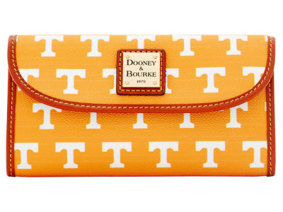 Tennessee Volunteers Dooney & Bourke Continental Clutch