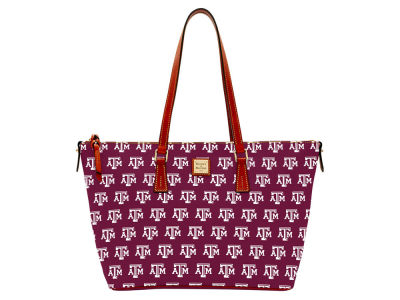 Texas A&M Aggies Dooney & Bourke Zip Top Shopper