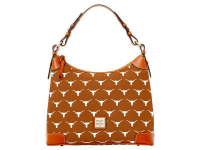 Texas Longhorns Dooney & Bourke Hobo Bag