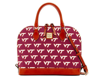 Virginia Tech Hokies Dooney & Bourke Zip Zip Satchel