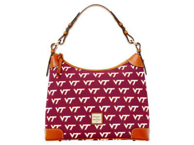 Virginia Tech Hokies Dooney & Bourke Hobo Bag