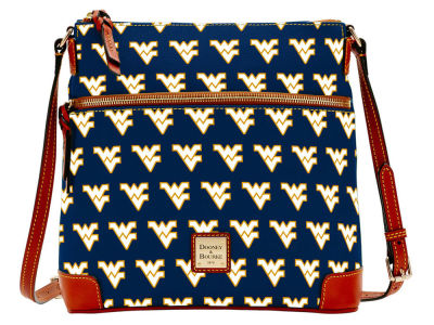 West Virginia Mountaineers Dooney & Bourke Crossbody Purse