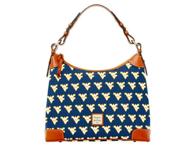 West Virginia Mountaineers Dooney & Bourke Hobo Bag