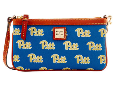 Pittsburgh Panthers Dooney & Bourke Large Wristlet