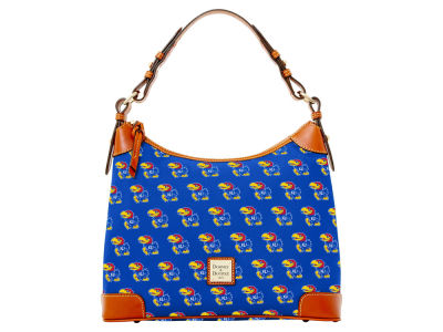 Kansas Jayhawks Dooney & Bourke Hobo Bag