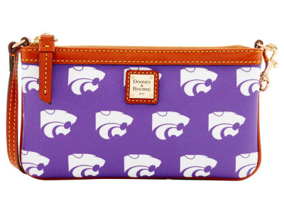 Kansas State Wildcats Dooney & Bourke Large Wristlet