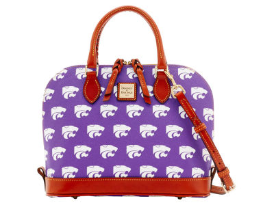 Kansas State Wildcats Dooney & Bourke Zip Zip Satchel