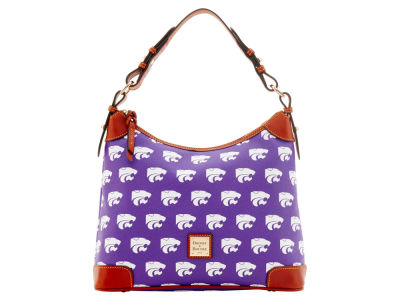 Kansas State Wildcats Dooney & Bourke Hobo Bag