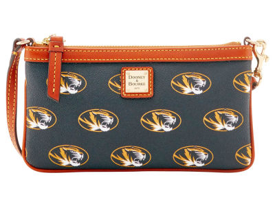 Missouri Tigers Dooney & Bourke Large Wristlet