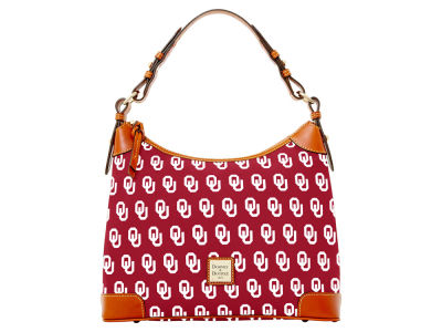 Oklahoma Sooners Dooney & Bourke Hobo Bag