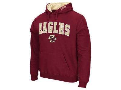 Boston College Eagles NCAA Men's Arch Logo Hoodie
