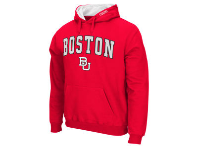 Boston Terriers NCAA Men's Arch Logo Hoodie