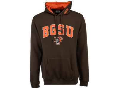 Bowling Green Falcons Colosseum NCAA Men's Arch Logo Hoodie