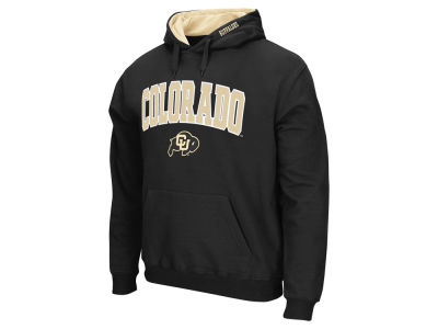 Colorado Buffaloes NCAA Men's Arch Logo Hoodie