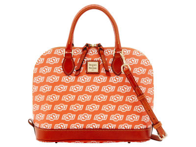 Oklahoma State Cowboys Dooney & Bourke Zip Zip Satchel