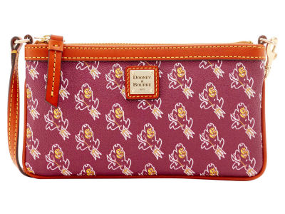 Arizona State Sun Devils Dooney & Bourke Large Wristlet