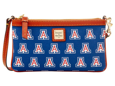 Arizona Wildcats Dooney & Bourke Large Wristlet