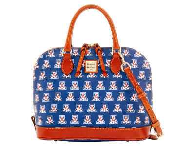 Arizona Wildcats Dooney & Bourke Zip Zip Satchel