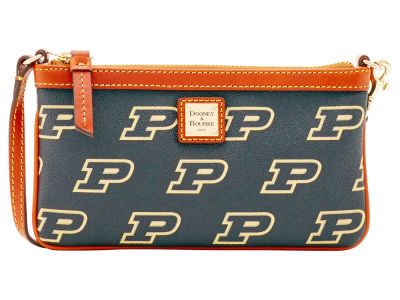 Purdue Boilermakers Dooney & Bourke Large Wristlet