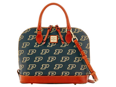 Purdue Boilermakers Dooney & Bourke Zip Zip Satchel