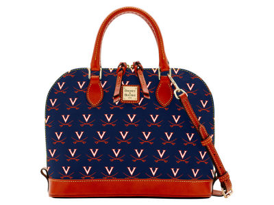Virginia Cavaliers Dooney & Bourke Zip Zip Satchel