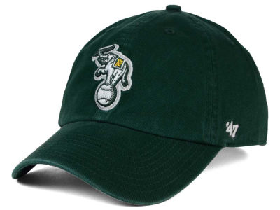 Oakland Athletics '47 MLB Core '47 CLEAN UP Cap