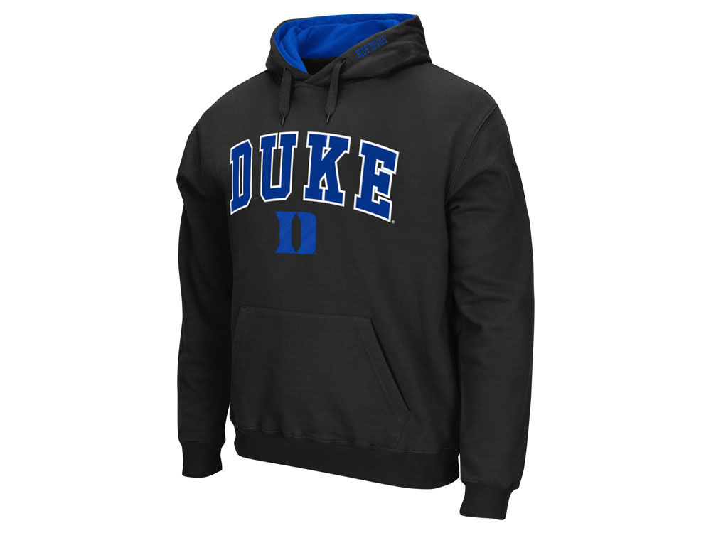 62949cc00a74 Duke Blue Devils NCAA Mens Arch Logo Hoodie