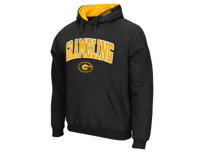 Grambling Tigers Colosseum NCAA Men's Arch Logo Hoodie