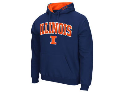 Illinois Fighting Illini NCAA Men's Arch Logo Hoodie