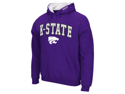 Kansas State Wildcats Colosseum NCAA Men's Arch Logo Hoodie