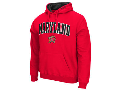 Maryland Terrapins NCAA Men's Arch Logo Hoodie