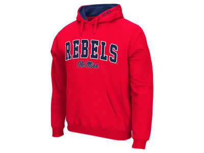 Ole Miss Rebels NCAA Men's Arch Logo Hoodie