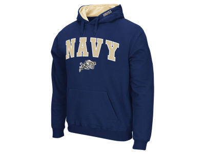Navy Midshipmen NCAA Men's Arch Logo Hoodie