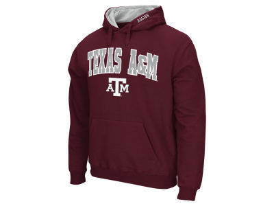 Texas A&M Aggies Colosseum NCAA Men's Arch Logo Hoodie