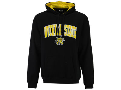 Wichita State Shockers Colosseum NCAA Men's Arch Logo Hoodie